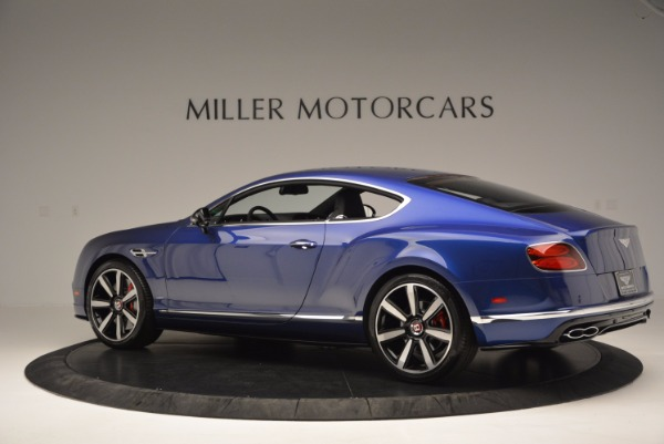 Used 2017 Bentley Continental GT V8 S for sale Sold at Maserati of Greenwich in Greenwich CT 06830 4
