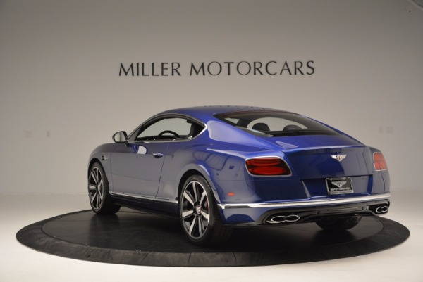 Used 2017 Bentley Continental GT V8 S for sale Sold at Maserati of Greenwich in Greenwich CT 06830 5