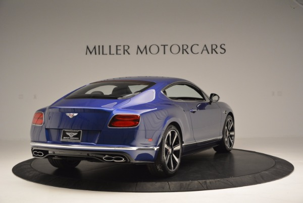 Used 2017 Bentley Continental GT V8 S for sale Sold at Maserati of Greenwich in Greenwich CT 06830 7