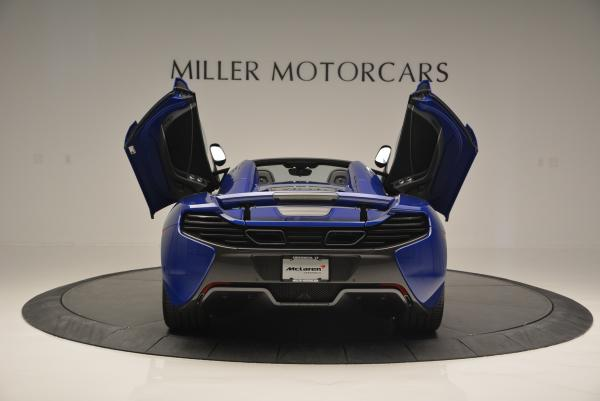 Used 2016 McLaren 650S Spider for sale Sold at Maserati of Greenwich in Greenwich CT 06830 21