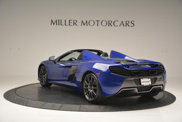 Used 2016 McLaren 650S Spider for sale Sold at Maserati of Greenwich in Greenwich CT 06830 5