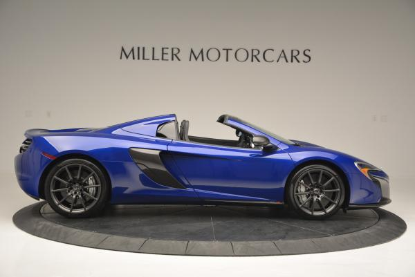Used 2016 McLaren 650S Spider for sale Sold at Maserati of Greenwich in Greenwich CT 06830 9