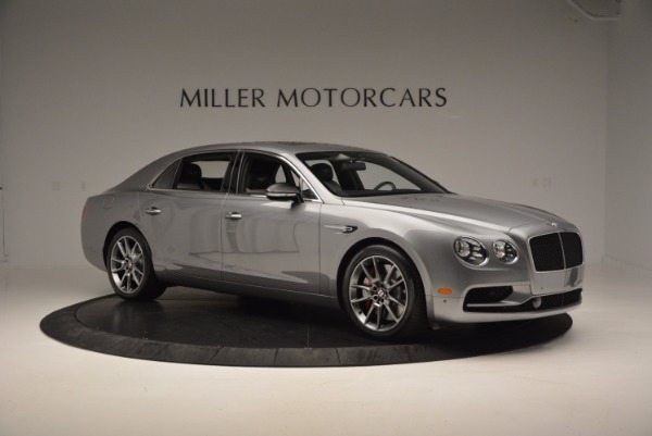 New 2017 Bentley Flying Spur V8 S for sale Sold at Maserati of Greenwich in Greenwich CT 06830 10