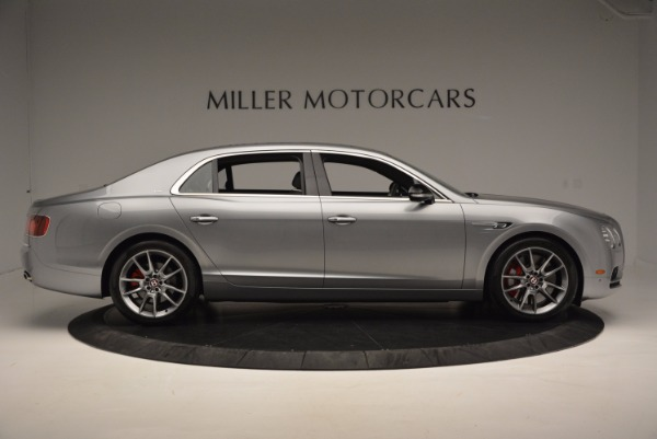 New 2017 Bentley Flying Spur V8 S for sale Sold at Maserati of Greenwich in Greenwich CT 06830 8