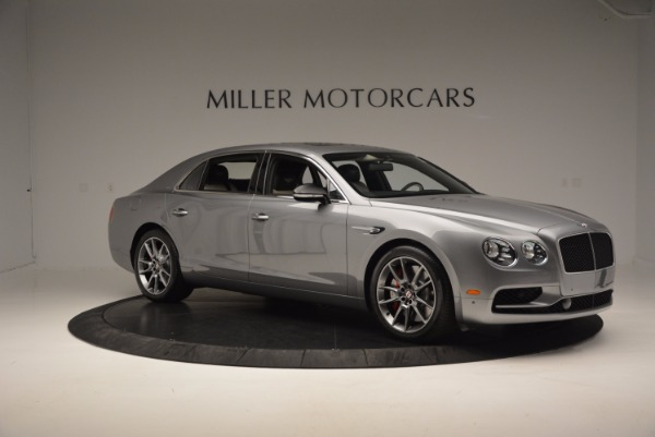 New 2017 Bentley Flying Spur V8 S for sale Sold at Maserati of Greenwich in Greenwich CT 06830 9