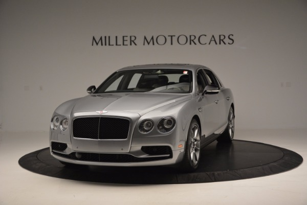 New 2017 Bentley Flying Spur V8 S for sale Sold at Maserati of Greenwich in Greenwich CT 06830 1
