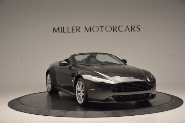 Used 2016 Aston Martin V8 Vantage S Roadster for sale Sold at Maserati of Greenwich in Greenwich CT 06830 10