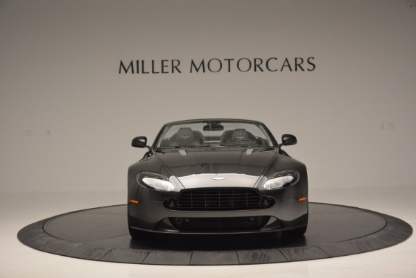 Used 2016 Aston Martin V8 Vantage S Roadster for sale Sold at Maserati of Greenwich in Greenwich CT 06830 11