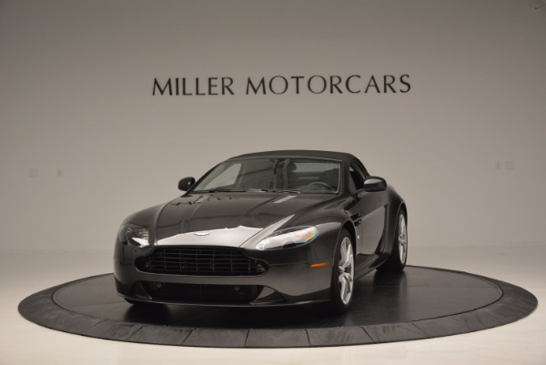Used 2016 Aston Martin V8 Vantage S Roadster for sale Sold at Maserati of Greenwich in Greenwich CT 06830 13
