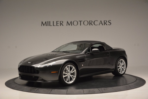 Used 2016 Aston Martin V8 Vantage S Roadster for sale Sold at Maserati of Greenwich in Greenwich CT 06830 14