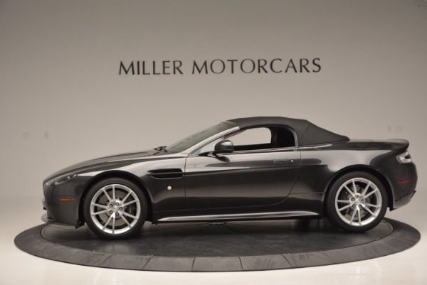 Used 2016 Aston Martin V8 Vantage S Roadster for sale Sold at Maserati of Greenwich in Greenwich CT 06830 15