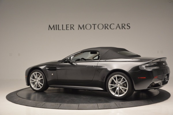 Used 2016 Aston Martin V8 Vantage S Roadster for sale Sold at Maserati of Greenwich in Greenwich CT 06830 16