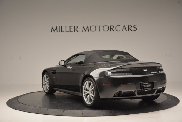 Used 2016 Aston Martin V8 Vantage S Roadster for sale Sold at Maserati of Greenwich in Greenwich CT 06830 17