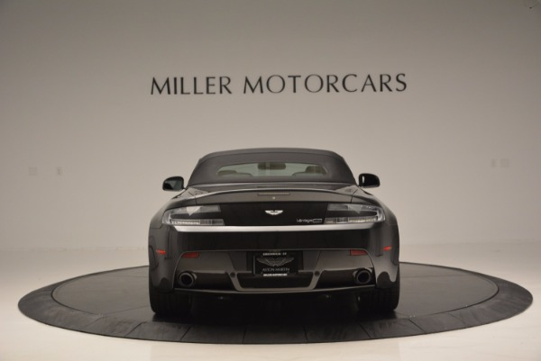 Used 2016 Aston Martin V8 Vantage S Roadster for sale Sold at Maserati of Greenwich in Greenwich CT 06830 18