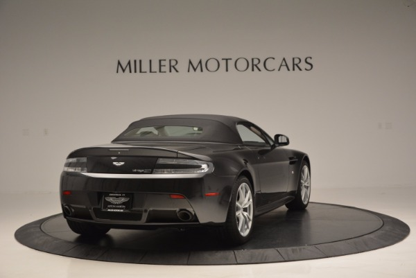 Used 2016 Aston Martin V8 Vantage S Roadster for sale Sold at Maserati of Greenwich in Greenwich CT 06830 19