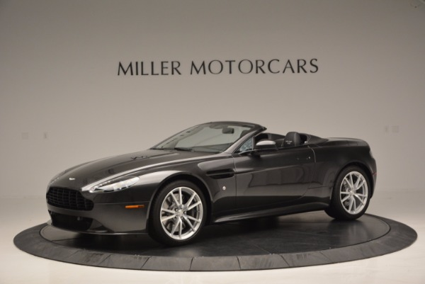 Used 2016 Aston Martin V8 Vantage S Roadster for sale Sold at Maserati of Greenwich in Greenwich CT 06830 2