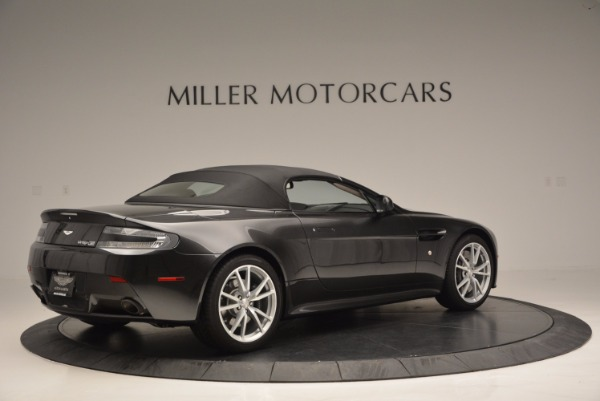 Used 2016 Aston Martin V8 Vantage S Roadster for sale Sold at Maserati of Greenwich in Greenwich CT 06830 20