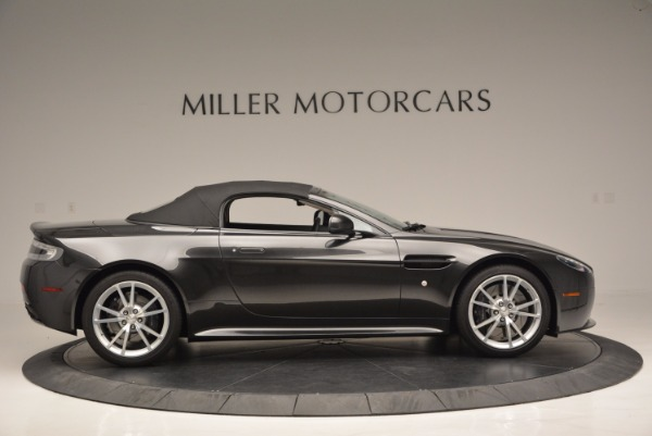 Used 2016 Aston Martin V8 Vantage S Roadster for sale Sold at Maserati of Greenwich in Greenwich CT 06830 21