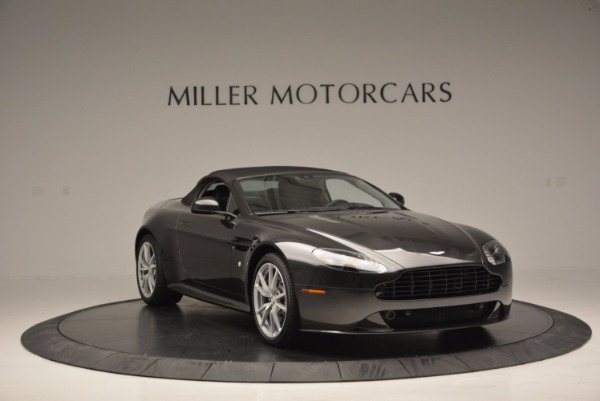 Used 2016 Aston Martin V8 Vantage S Roadster for sale Sold at Maserati of Greenwich in Greenwich CT 06830 23