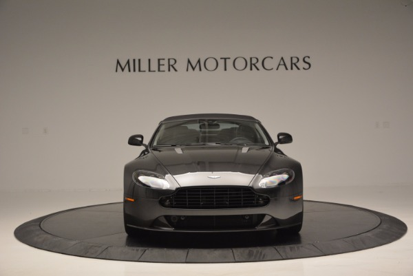 Used 2016 Aston Martin V8 Vantage S Roadster for sale Sold at Maserati of Greenwich in Greenwich CT 06830 24