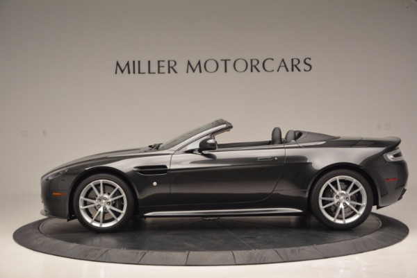 Used 2016 Aston Martin V8 Vantage S Roadster for sale Sold at Maserati of Greenwich in Greenwich CT 06830 3