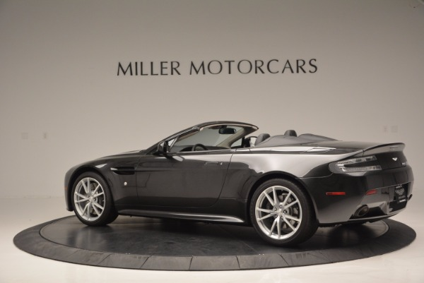 Used 2016 Aston Martin V8 Vantage S Roadster for sale Sold at Maserati of Greenwich in Greenwich CT 06830 4