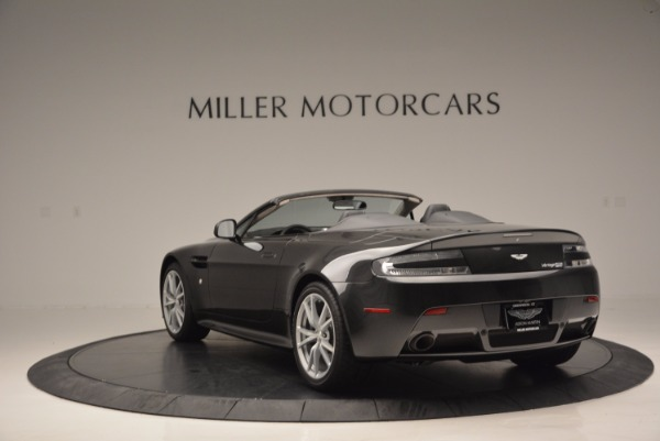 Used 2016 Aston Martin V8 Vantage S Roadster for sale Sold at Maserati of Greenwich in Greenwich CT 06830 5