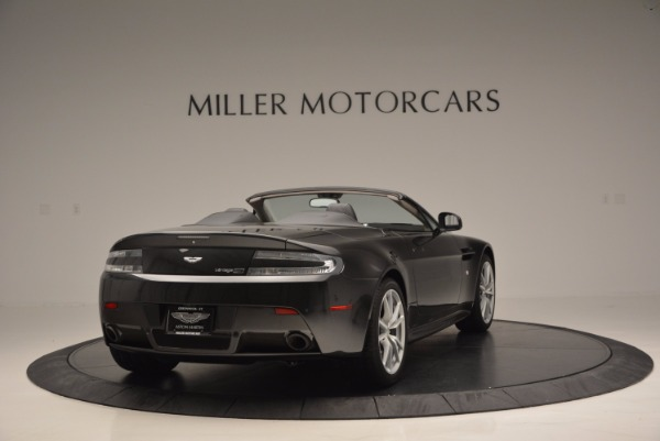Used 2016 Aston Martin V8 Vantage S Roadster for sale Sold at Maserati of Greenwich in Greenwich CT 06830 6