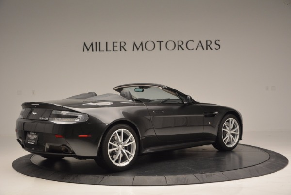 Used 2016 Aston Martin V8 Vantage S Roadster for sale Sold at Maserati of Greenwich in Greenwich CT 06830 7
