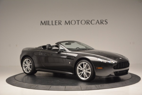 Used 2016 Aston Martin V8 Vantage S Roadster for sale Sold at Maserati of Greenwich in Greenwich CT 06830 9