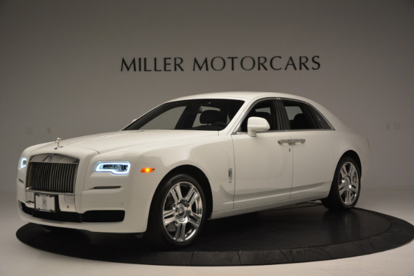 Used 2016 Rolls-Royce Ghost Series II for sale Sold at Maserati of Greenwich in Greenwich CT 06830 3