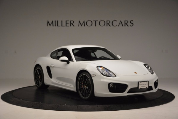 Used 2014 Porsche Cayman S for sale Sold at Maserati of Greenwich in Greenwich CT 06830 11