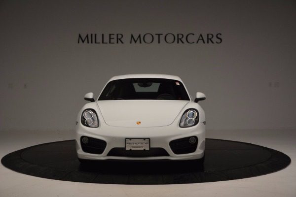 Used 2014 Porsche Cayman S for sale Sold at Maserati of Greenwich in Greenwich CT 06830 12