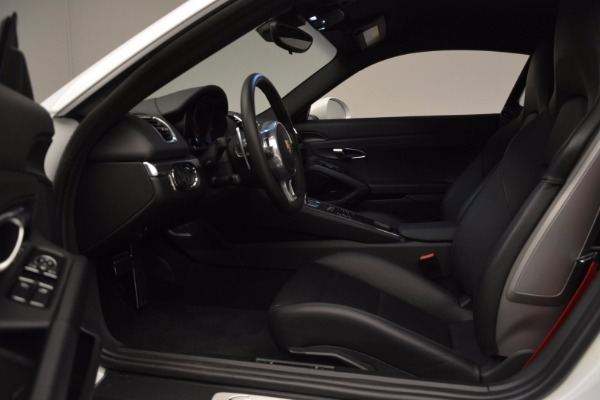 Used 2014 Porsche Cayman S for sale Sold at Maserati of Greenwich in Greenwich CT 06830 14