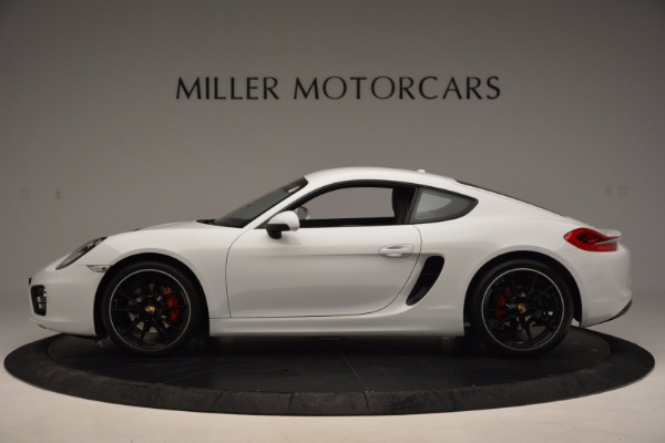 Used 2014 Porsche Cayman S for sale Sold at Maserati of Greenwich in Greenwich CT 06830 3