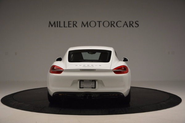 Used 2014 Porsche Cayman S for sale Sold at Maserati of Greenwich in Greenwich CT 06830 6