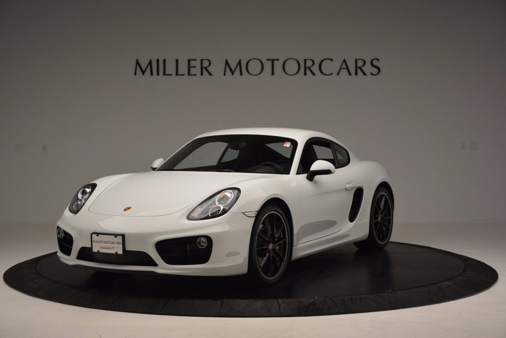 Used 2014 Porsche Cayman S for sale Sold at Maserati of Greenwich in Greenwich CT 06830 1