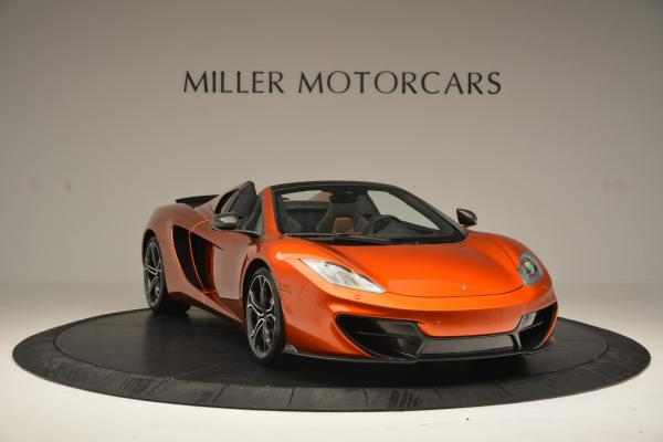 Used 2013 McLaren MP4-12C Base for sale Sold at Maserati of Greenwich in Greenwich CT 06830 11
