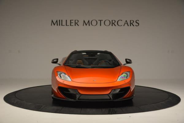 Used 2013 McLaren MP4-12C Base for sale Sold at Maserati of Greenwich in Greenwich CT 06830 12