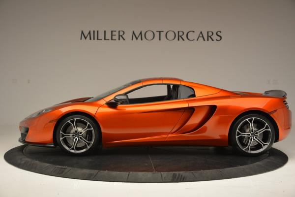 Used 2013 McLaren MP4-12C Base for sale Sold at Maserati of Greenwich in Greenwich CT 06830 14