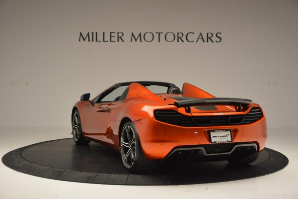 Used 2013 McLaren MP4-12C Base for sale Sold at Maserati of Greenwich in Greenwich CT 06830 5