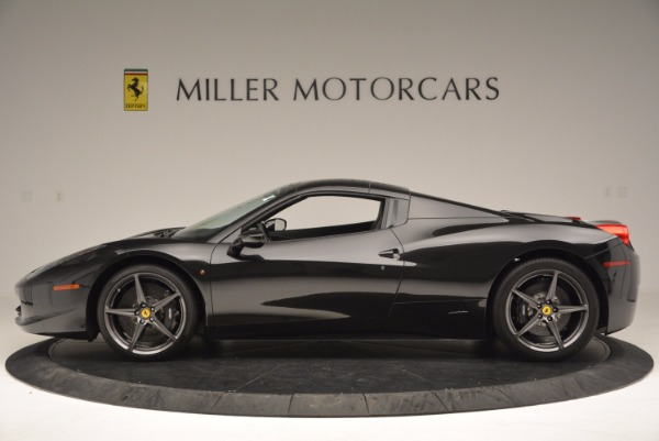 Used 2015 Ferrari 458 Spider for sale Sold at Maserati of Greenwich in Greenwich CT 06830 15