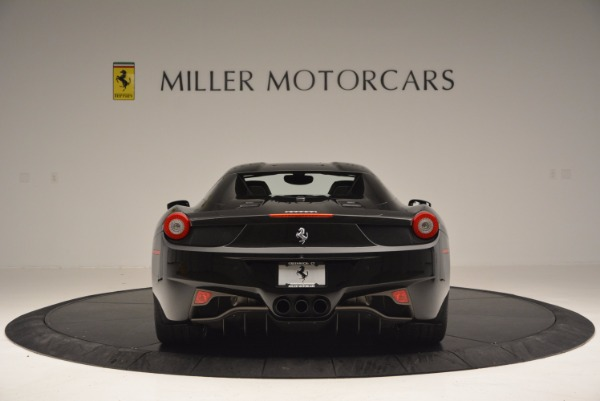 Used 2015 Ferrari 458 Spider for sale Sold at Maserati of Greenwich in Greenwich CT 06830 18