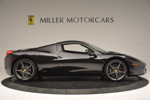 Used 2015 Ferrari 458 Spider for sale Sold at Maserati of Greenwich in Greenwich CT 06830 21