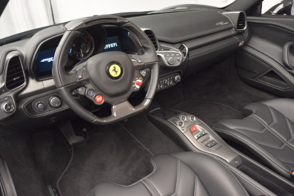 Used 2015 Ferrari 458 Spider for sale Sold at Maserati of Greenwich in Greenwich CT 06830 25