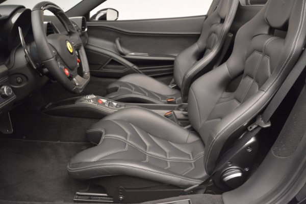 Used 2015 Ferrari 458 Spider for sale Sold at Maserati of Greenwich in Greenwich CT 06830 26