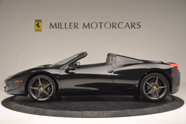 Used 2015 Ferrari 458 Spider for sale Sold at Maserati of Greenwich in Greenwich CT 06830 3