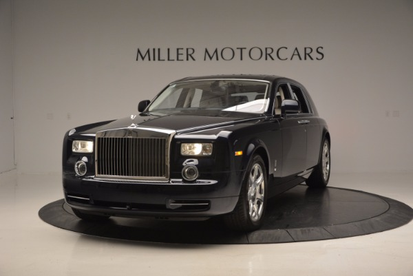 Used 2011 Rolls-Royce Phantom for sale Sold at Maserati of Greenwich in Greenwich CT 06830 1