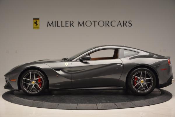 Used 2014 Ferrari F12 Berlinetta for sale Sold at Maserati of Greenwich in Greenwich CT 06830 3