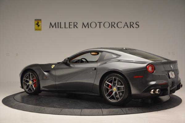 Used 2014 Ferrari F12 Berlinetta for sale Sold at Maserati of Greenwich in Greenwich CT 06830 4